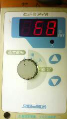 倉庫内の湿度調整