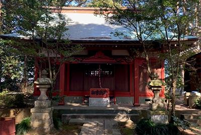 七面神宮(羽黒神社)